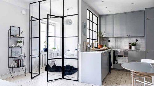 Ngỡ ngàng trước thiết kế nội thất chung cư thông minh với căn hộ 32m2