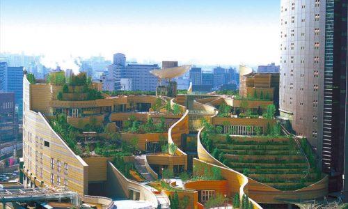 Chiêm ngưỡng 10 công trình kiến trúc độc nhất của người Nhật