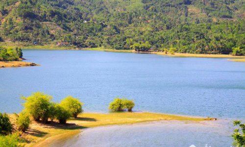 Rủ nhau khám phá hồ Phú Ninh - hồ nhân tạo ít ai biết ở Quảng Nam