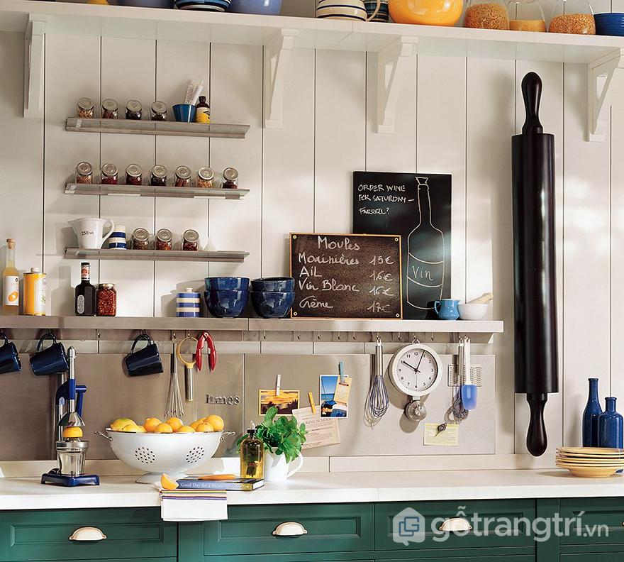 Hãy trang trí cho căn bếp theo cách riêng