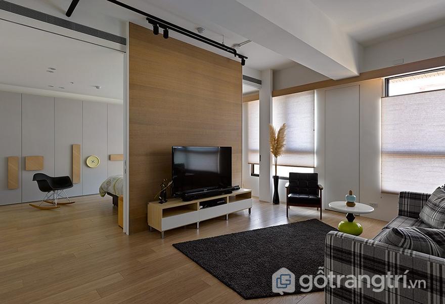 Sự hài hòa trong thiết kế căn hộ