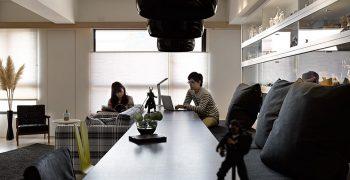 Thiết kế căn hộ cá tính với cách bày trí nội thất như 1 quán café (P2)