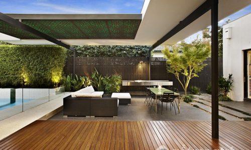 Làm thế nào để thiết kế không gian thư giãn ngoài trời cho căn hộ