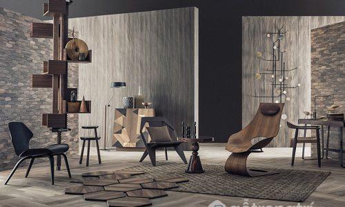 Những điểm nhấn trong thiết kế nội thất 2018 – bạn đã biết? (P2)