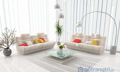 3 lý do để trang trí không gian căn hộ của bạn với tông màu trắng