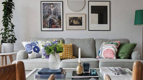 Những thay đổi nhỏ trong trang trí nội thất tạo nên khác biệt lớn