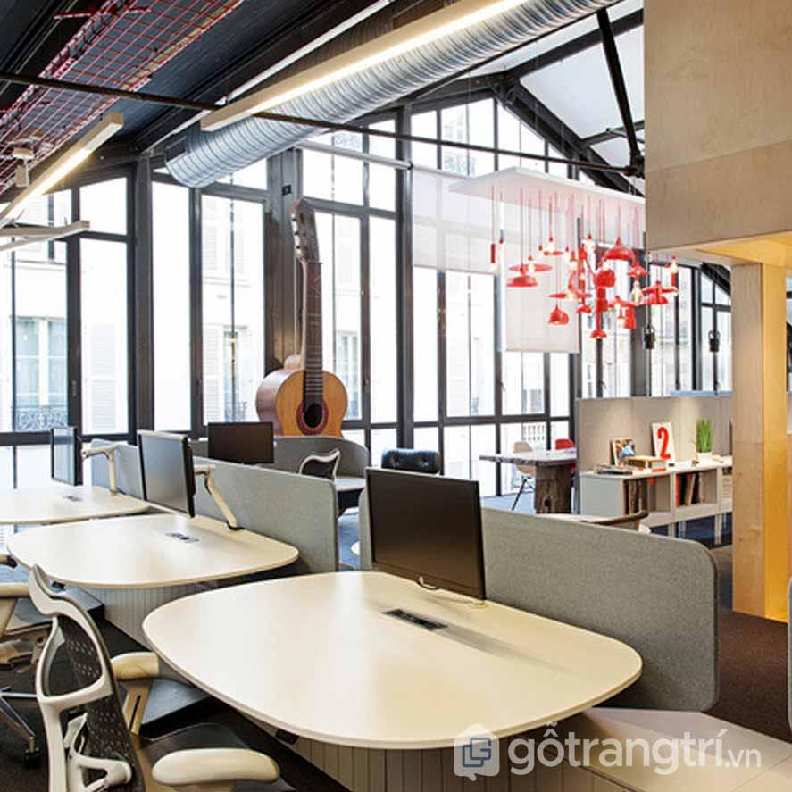 Thiết kế nội thất văn phòng Coworking Space