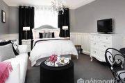 Vẻ đẹp không tì vết trong thiết kế nội thất chung cư với sắc trắng tinh khôi
