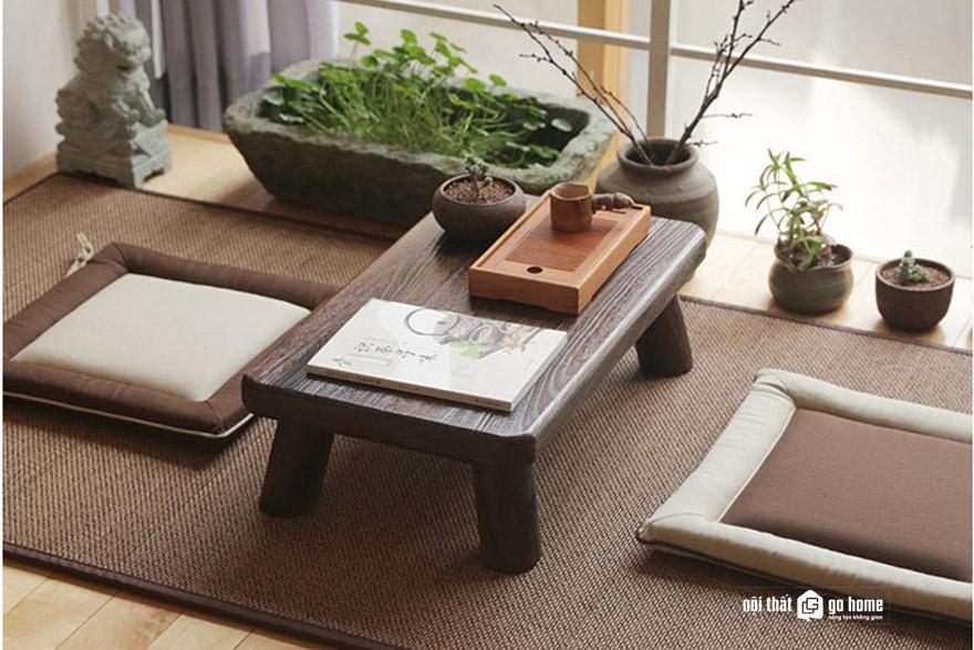 Cách nhận biết đệm ngồi bệt của người Nhật