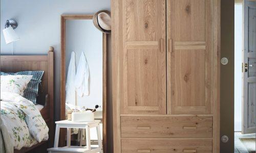 Tiêu chuẩn lựa chọn kích thước tủ quần áo cho phòng ngủ hiện đại