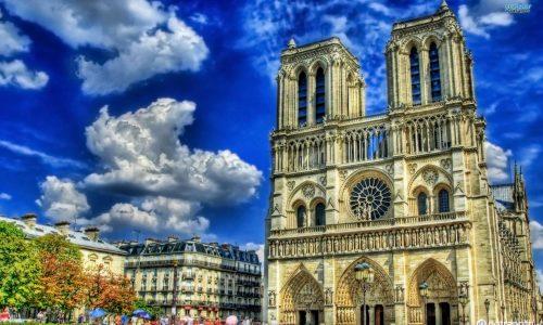 11 công trình kiến trúc Pháp vĩ đại và nổi tiếng nhất thế giới (Phần 2)