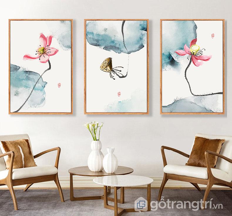 Bo-tranh-canvas-trang-tri-hoa-tiet-hoa-sen-GHS-6343