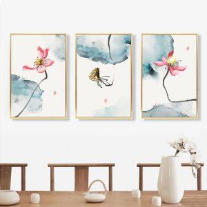 Bo-tranh-canvas-trang-tri-hoa-tiet-hoa-sen-GHS-6343-1 (7)