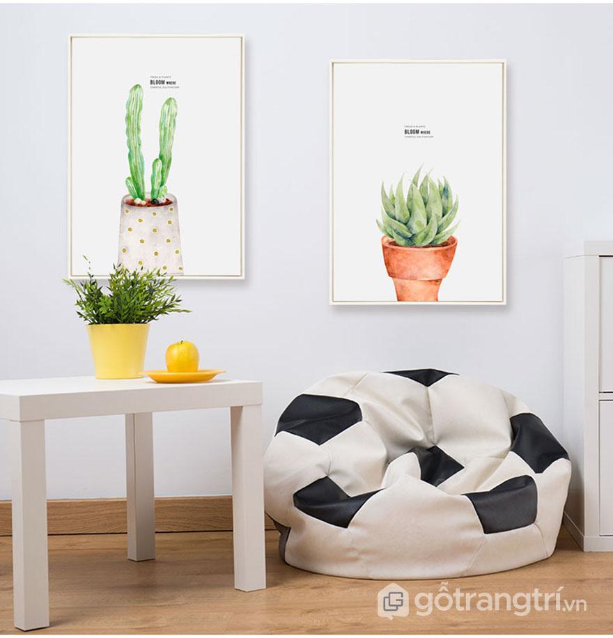 Tranh-canvas-dep-hinh-chau-cay-xuong-rong-GHS-6357