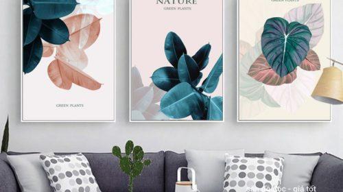 Hướng dẫn cách in tranh canvas cho chất lượng sắc nét nhất