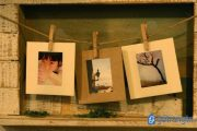 Mách bạn 3 cách làm khung ảnh treo tường handmade bằng bìa cứng