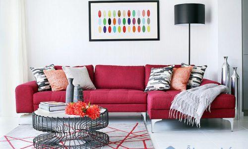 Những cách phối màu ghế sofa độc đáo cho phòng khách của bạn