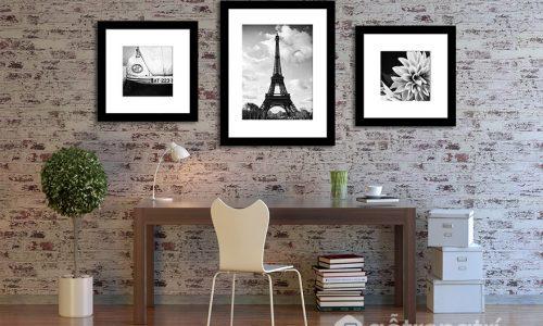Chuyên gia bật bí cách trang trí tranh ảnh trong nhà hiệu quả