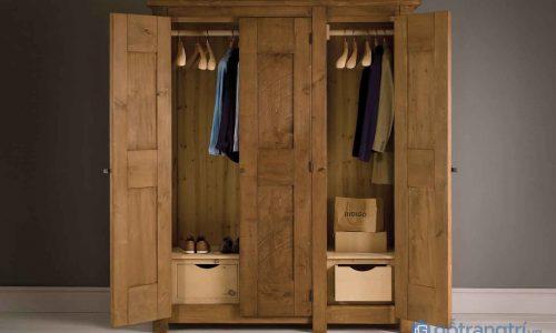 Bật mý 3 cách xử lý tủ quần áo bị ẩm mốc đơn giản và hiệu quả
