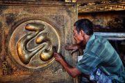 Tinh hoa chạm bạc Đồng Xâm - làng nghề truyền thống tỉnh Thái Bình
