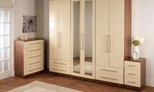 Có nên mua tủ quần áo gỗ công nghiệp cho tổ ấm gia đình bạn