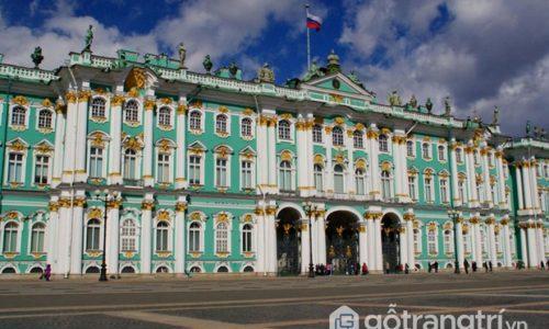 Chiêm ngưỡng cung điện lớn nhất thế giới với kiến trúc độc đáo - P2