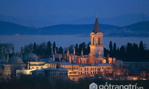 Cung điện Topkapi xa hoa - Quần thể di tích lịch sử ở Istanbul