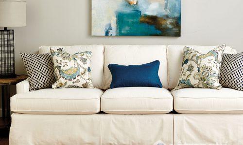 Gối tựa sofa – điểm nhấn cuốn hút trong không gian phòng khách (P2)