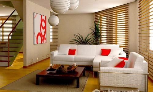 Những nguyên tắc kê đồ nội thất phòng khách không phải ai cũng biết (P2)