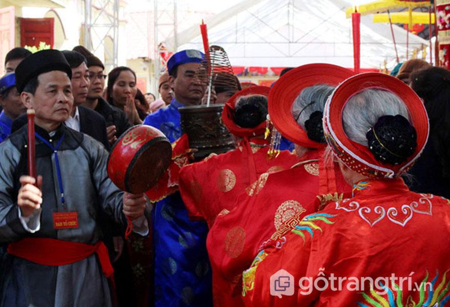 Lễ hội đền Kỳ Cùng - Tả Phủ -  Ảnh vnexpress.net