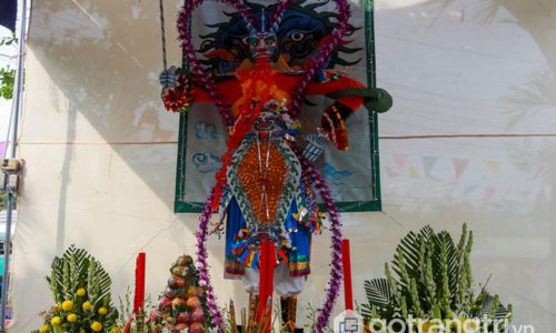 Lễ hội làm chay ở Long An - Di sản văn hóa cấp quốc gia