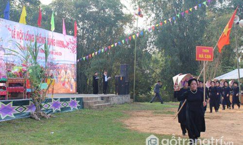 Lễ hội lồng thồng Lạng Sơn - Di sản văn hóa phi vật thể quốc gia