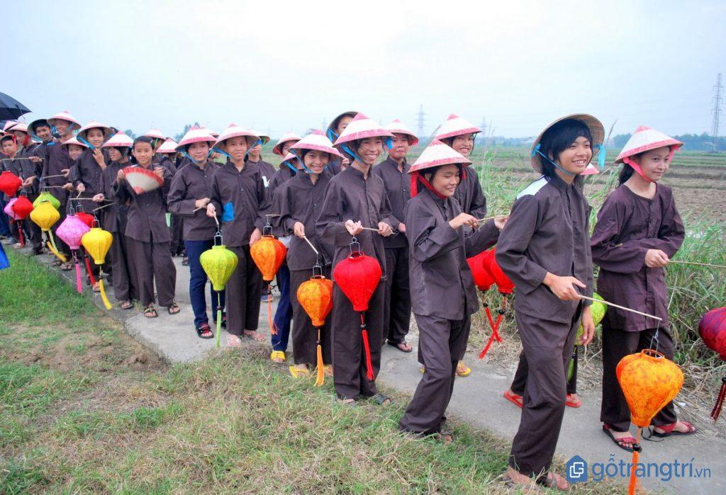 Lễ hội Rước Mục Đồng - lễ hội dành cho trẻ em làng Phong Lệ