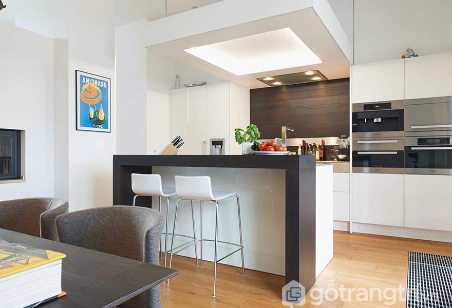 Lựa chọn kích thước cho quầy bếp của bạn