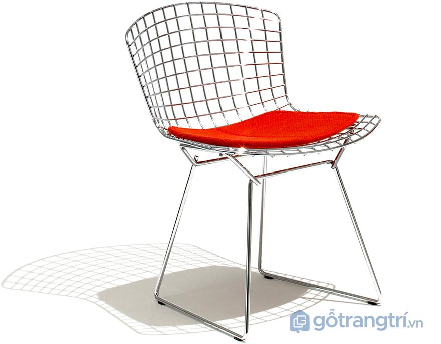 Mẫu ghế ăn Bertoia độc đáo