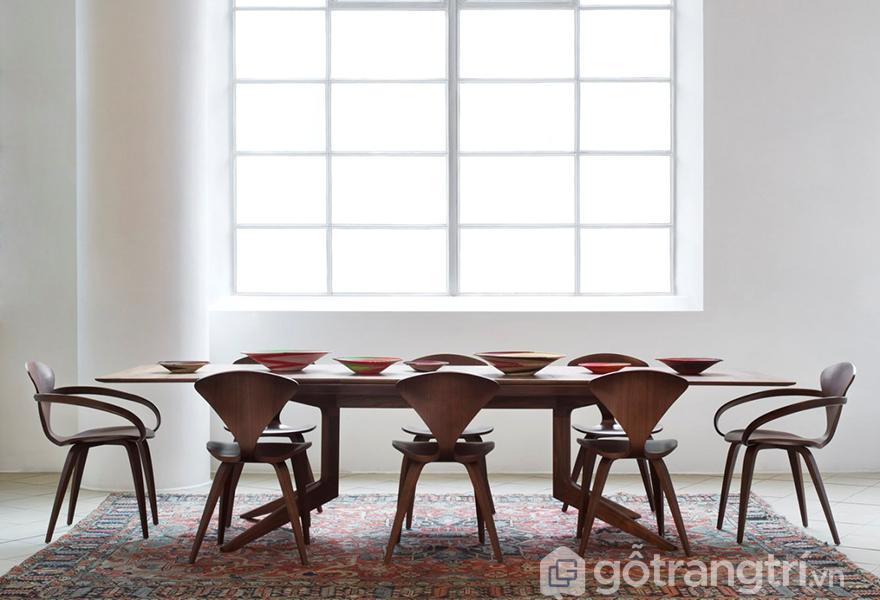 Ghế thích hợp trong mọi không gian phòng ăn