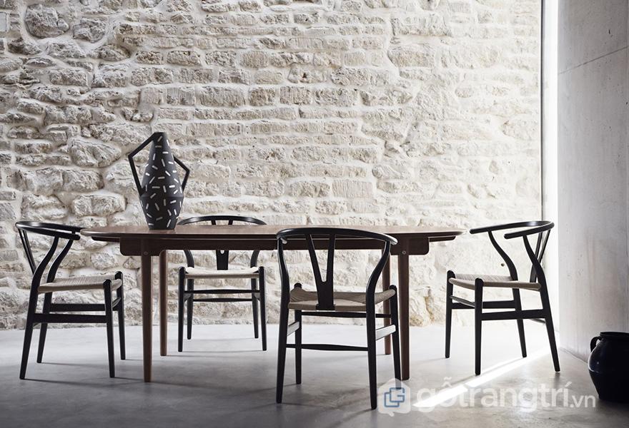 Những mẫu ghế Wishbone được yêu thích nhất hiện nay