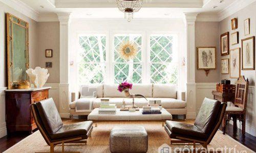 Biến ngôi nhà thành tổ ấm với những nguyên tắc cơ bản trong thiết kế (P2)