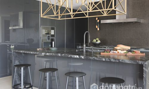Vì sao nên lựa chọn nội thất kim loại cho không gian căn hộ hiện đại?