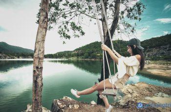 """Khám phá Hồ Đá Xanh - địa điểm du lịch """"sốt rần rần"""" của giới trẻ"""