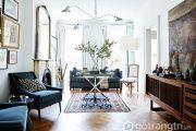 Tìm hiểu về phong cách nội thất ngẫu phối trong thiết kế (P1)