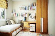 Mẹo chọn tủ quần áo kết hợp bàn làm việc phù hợp với không gian sống
