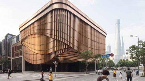 Top 6 công trình kiến trúc đẹp nhất Thượng Hải khiến thế giới phát sốt