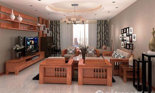 Lựa chọn và sử dụng các loại gỗ tự nhiên trong sản xuất nội thất