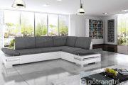 Sofa bọc vải cao cấp – mang vẻ đẹp thanh lịch đến không gian của bạn