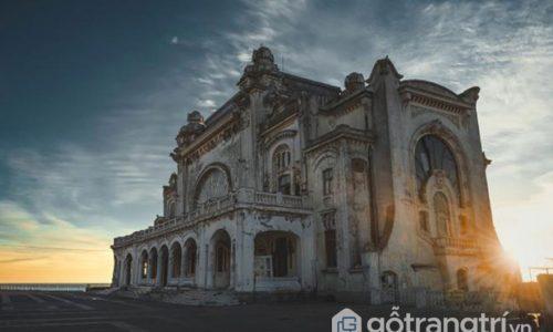 Sòng bài lớn nhất Romania hơn 100 tuổi kiến trúc lộng lẫy Đông Âu