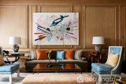 Thay đổi màu sắc và họa tiết trong thiết kế căn hộ những ngày trở lạnh