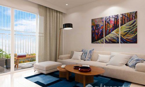 Khơi nguồn cảm hứng trong cuộc sống với thiết kế căn hộ cá tính (P1)