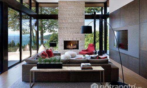 Phân biệt phong cách hiện đại và đương đại trong thiết kế nội thất