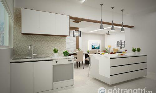 9 sai lầm cần tránh khi sửa sang và trang trí nhà bếp bạn nên biết (P1)